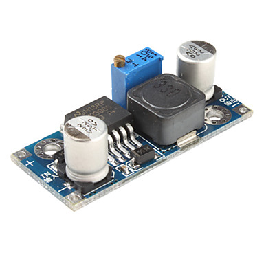 Fuente Step Down Dc-dc Ajustable Lm2596 1.25v 35v 3a