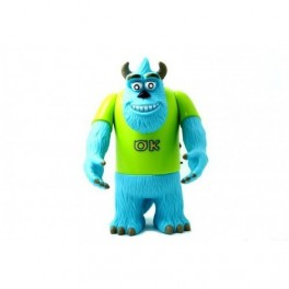 Parlante Portatil Monster Inc Sullivan Usb Msd Mp3